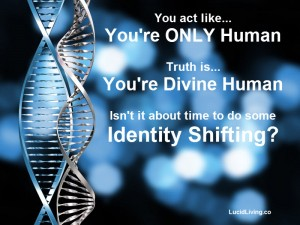 What's in identity shifting for you