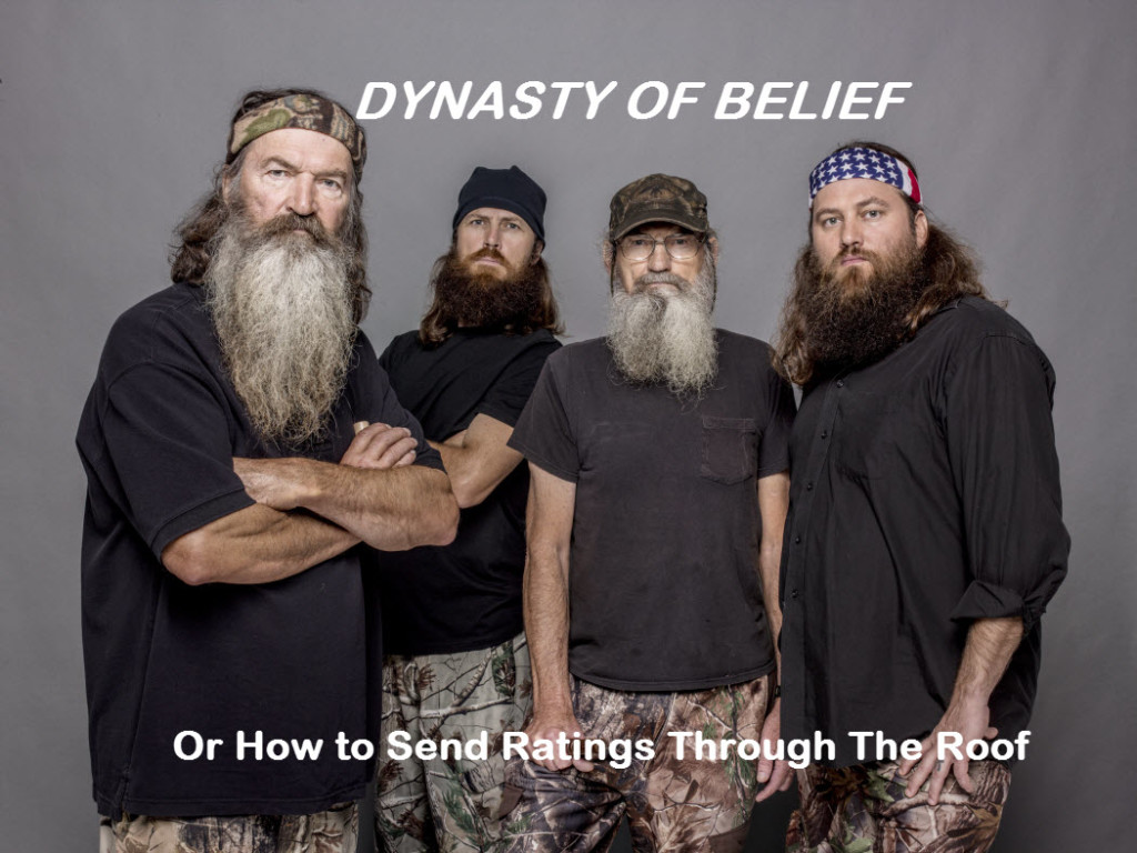 Duck Dynasty Beliefs