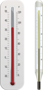 tempreture thermometers